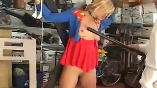 Supergirl abused, humiliated, &amp fucked by lex luthor