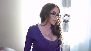 Brazzers - Mommy Got Boobs -  My Stepmom And