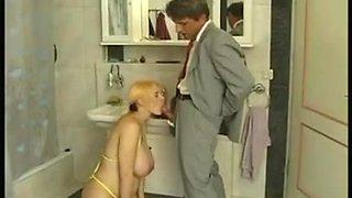 Horny older broads hard dicking