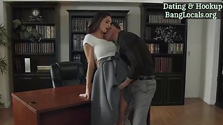 Milf silvia saige office sex
