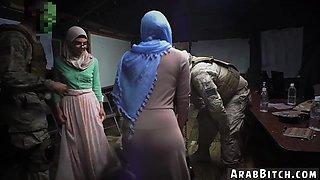 Arab bus Sneaking in the Base