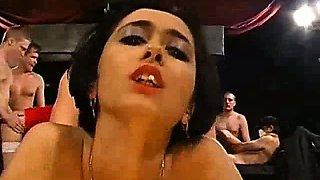 Romanian Bitch Gets Fucked Hard