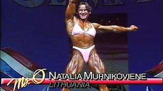 Natalia Murnikoviene! Mission Impossible Agent Miss Legs!