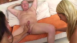 Shawna lenee threesome with tennis couch