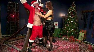 tough punishment on christmas eve