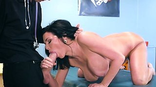 Brazzers - Doctor Adventures -  Mom Visits Do