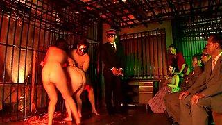Yuu Kawakami in Mistreated Anal Slave Dog part 1.1