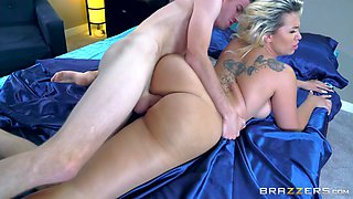Assh Lee & Danny D in Follow That Ass - Brazzers