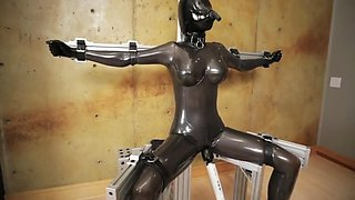 Latex bondage 6