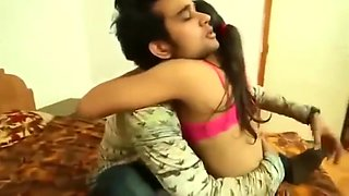 Crezy Fucking BF GF Indian Hot Romantic Sex Video