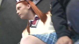 American Schoolgirls getting molested