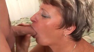 Lola is feeling hungry for cock
