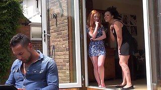 Ella Hughes has a super huge crush on her sisters husband