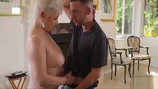 Grandma want sex