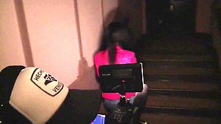 Meli Deluxe in Busty German Cougar fucks stranger - MagmaFilm