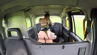 Fake Taxi Ava Austen gets her pussy pounded hard