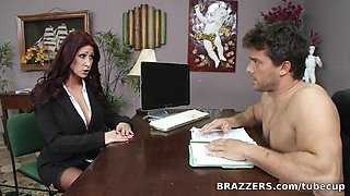 Big Tits at Work: Bring your Tits to Work