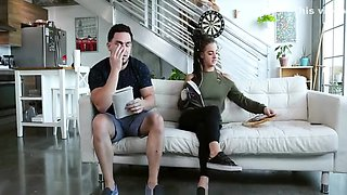 Step Brother Gets Seduced By His Sister Sloan Harper