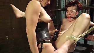 Paradiso Lesbiana Take it all for mistress like a good pussy slut
