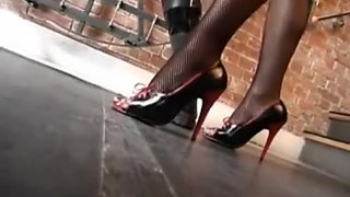 Latax slave gets used by mistress in everyway she wants