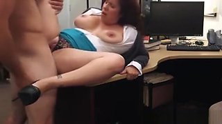 Reality Pawnshop Amateur Fucked Deeply