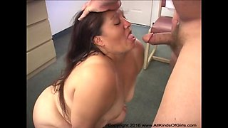 Anal Big Butt Mexican BBW Granny Abuse
