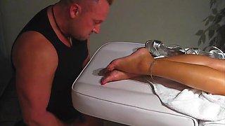 2008-09-25 Footmassage