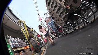Japanese Piss 5