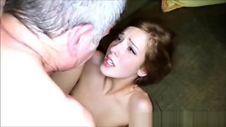 Dirty Teenage Girlfriends Fuck Each Others Competing Father