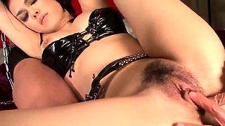 Premium Asian group sex along busty Mari - More at 69avs.com