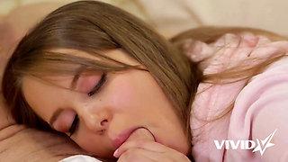 Liza Rowe gets seduced by stepdad