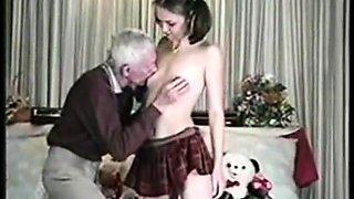 Grandpa and Not His GrandDaughter