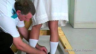 Nasty Chicks Get Dominated and Spanked