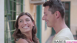 Babes   Step Mom Lessons   Silvia Lauren and Nick Gill and Julia Roca   Hot Property