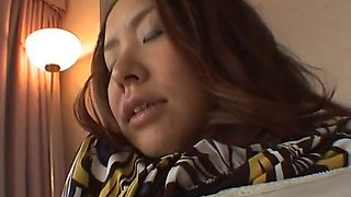 Fabulous Japanese whore in Horny Cunnilingus, Big Tits JAV scene