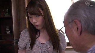 Misaki Honda Taking Care