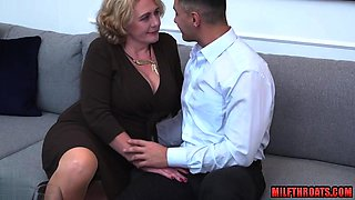 Big ass milf anal squirt with creampie