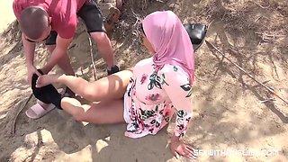 public arab fornication