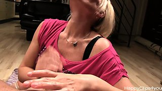 Grace milf handjob blowjob compilation part 1.