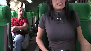 Anal toying and fucking for latina