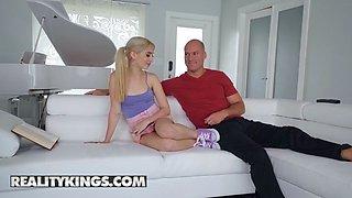 Reality Kings - Teens love Huge COCKS - Jane Wilde Sean Lawless - A Huge Distraction