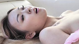 Lulu Chu is an Asian pussy princess that loves BIG cock