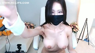 This is really a very beautiful girl! Korean BJ Super Body ! Show cam 26/06