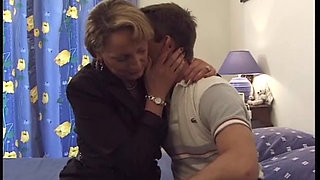 FRENCH MOM CHRISTIANE GONOD INCEST WITH SON