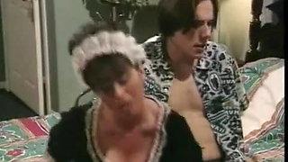 Classic Scene Heather Lee As A Maid