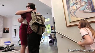 Daddy anal lespartner' companion xxx The Sibling Study