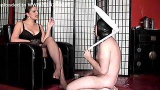 Mistress Toilet Slave