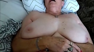 Fucking my 80 year old granny lover