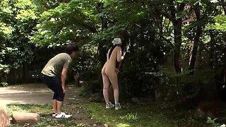 Busty milf Rie Tachikawa tries - More at Japanesemamas.com