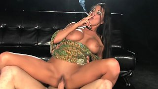 Tia Layne - Smoking Sex